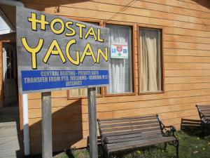 Hostal Yagan en Puerto Williams