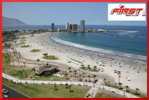 First Rent a Car sucursal Iquique